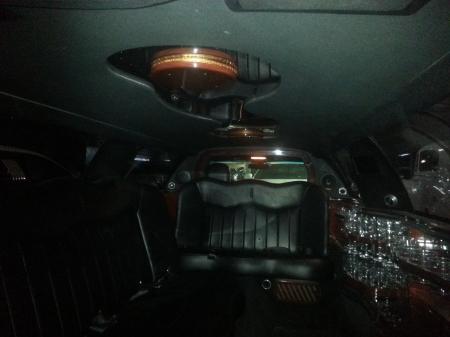 intérieure 8 passagers